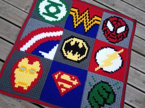 Superhero's are Go