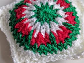 Christmas Crochet Star