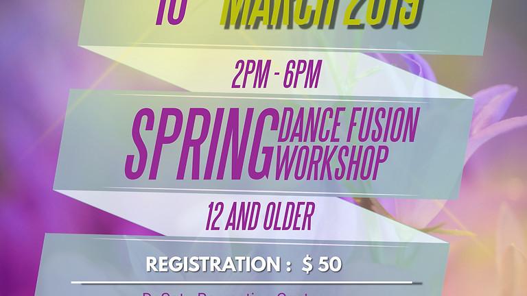 Spring Dance Fusion Workshop