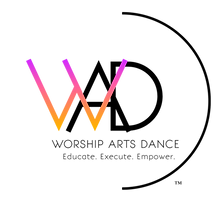 Worship Arts Dance Logo