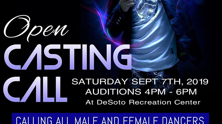 Open Casting Call: Auditions