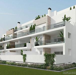 Appartement de luxe à Villamartin