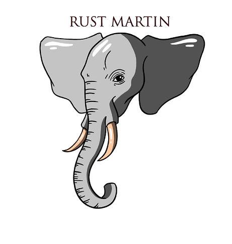 RUST MARTIN LOGO