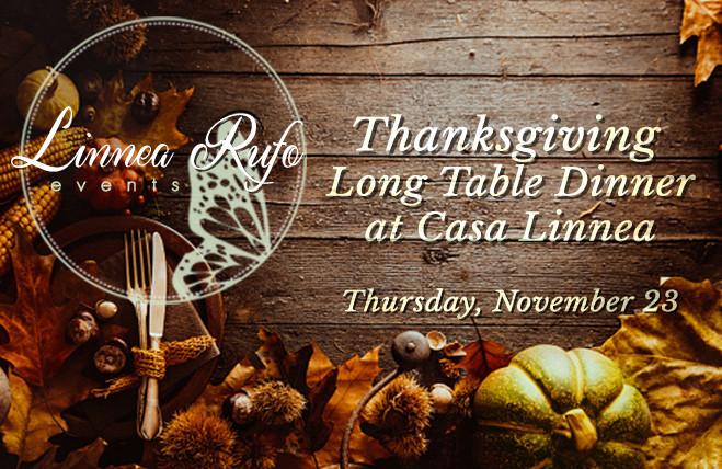 Thanksgiving Dinner in San Miguel