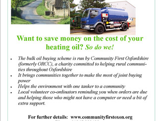 Community Oil Buying Group