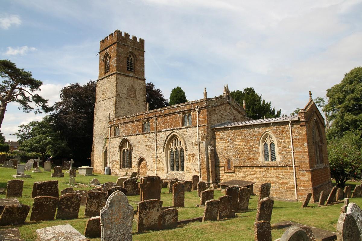 Photograph of Tadmarton Church