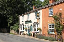 Photograph of Lampet Arms pub