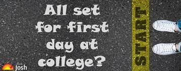 What to know before you go to College!