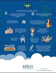College Admissions Timeline - Custom dim