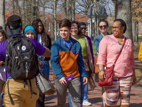 Everything seems crazy, what's a Junior to do about college tours?