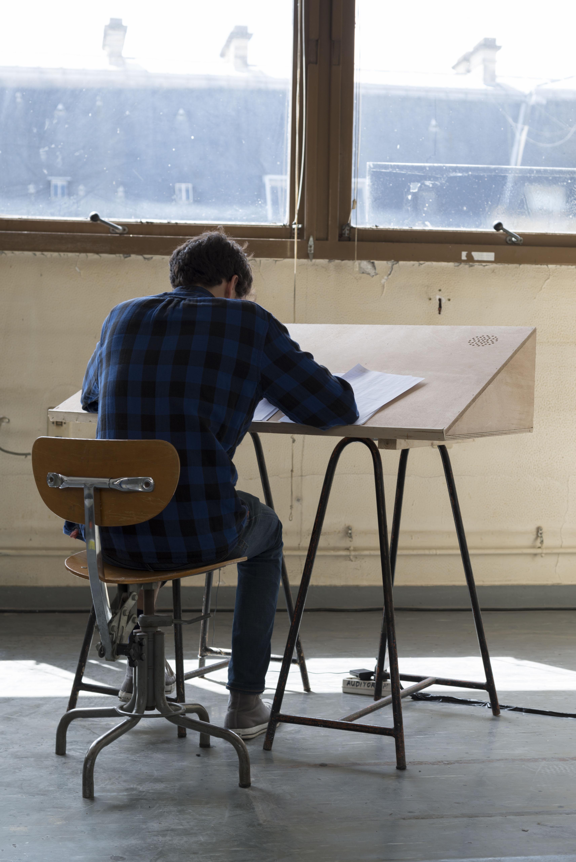 Partition pour un crayon