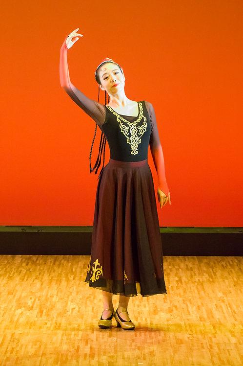 民族舞踊(ウイグル)