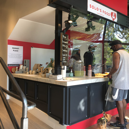 Experiencing Solo's Food Popup at the Innovation Lab