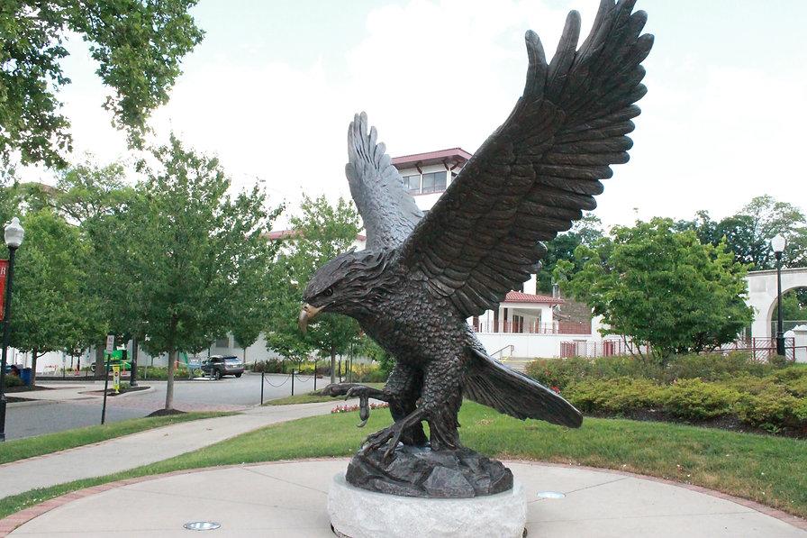 Redhawk Statue.JPG