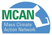 Mass Climate Action Network logo