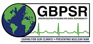 Greater Boston Physicians for Social Responsibility logo