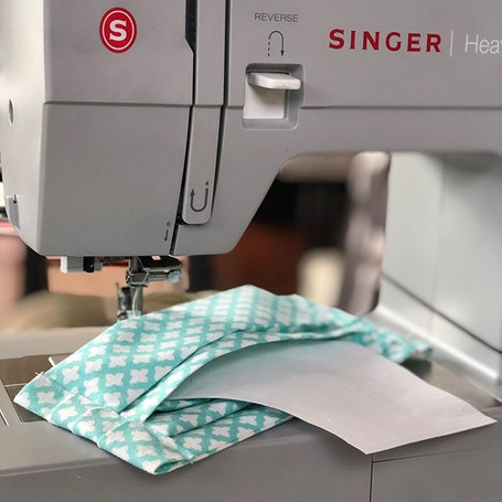 Sewing with Sincerity & Joy