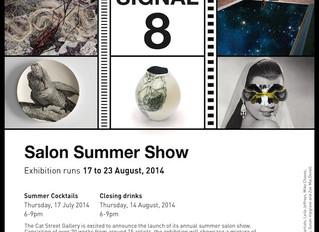 SIGNAL 8 - Salon Summer Show - Cat Street Gallery Hong Kong