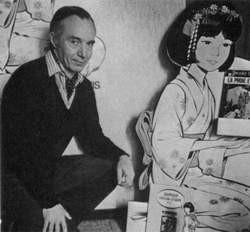 Roger Leloup et Yoko Tsuno