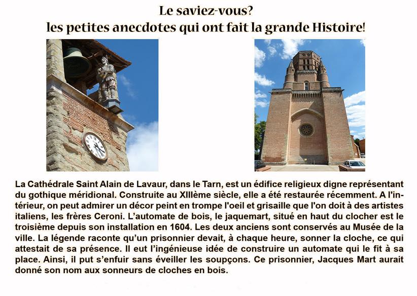 Jaquemart-Eglise-St-Alain-Lavaur