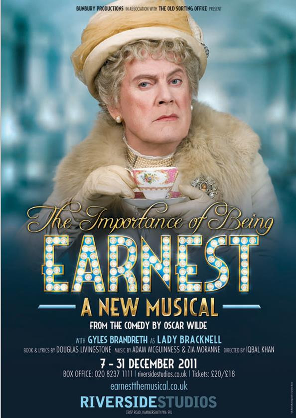 The important of being earnest