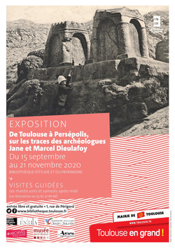 Sur les traces des archéologues, Jane et Marcel Dieulafoy
