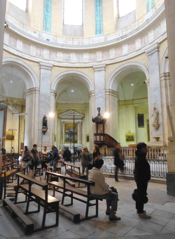 Nef de la Chapelle St Joseph