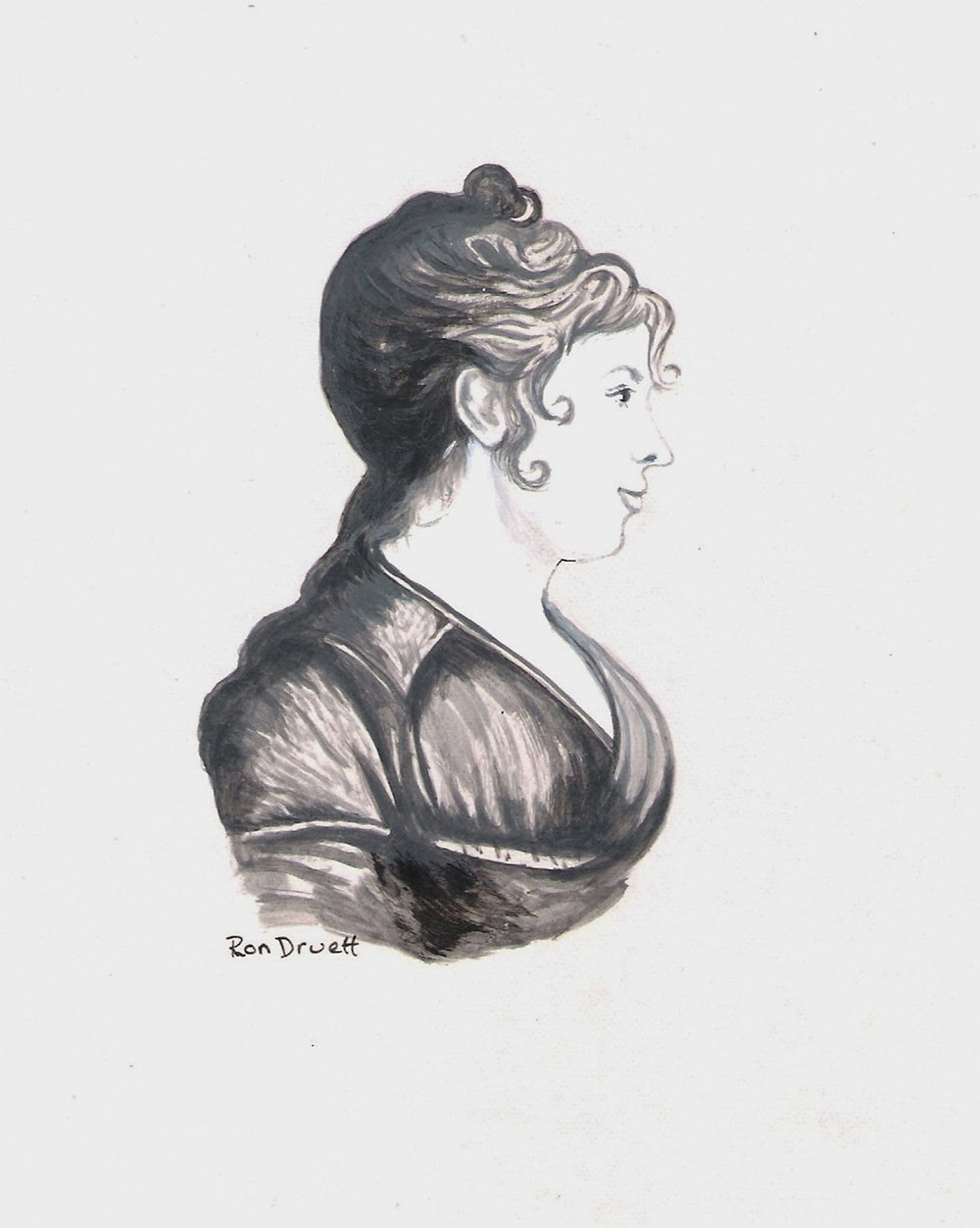 Portrait de Rose de Freynicet