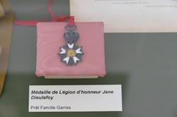 Légion d'honneur de Jane