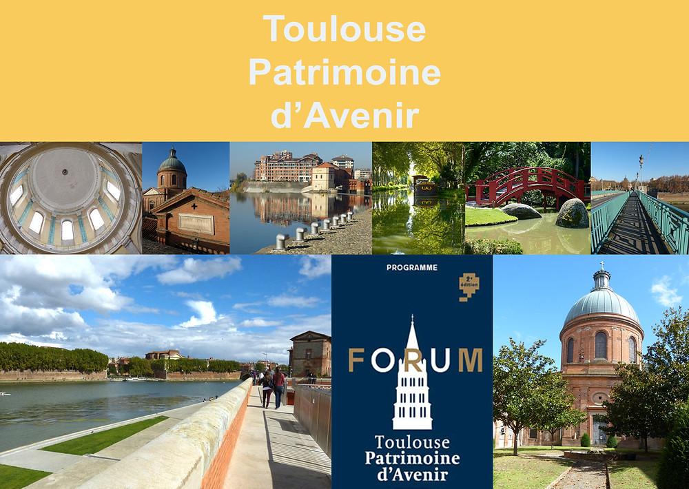Toulouse, un patrimoine plein d'avenir