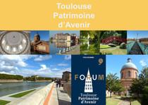 Toulouse, patrimoine d'avenir