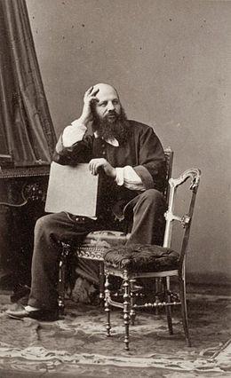André Adolphe Eugène Disdéri, 1819, 1889.