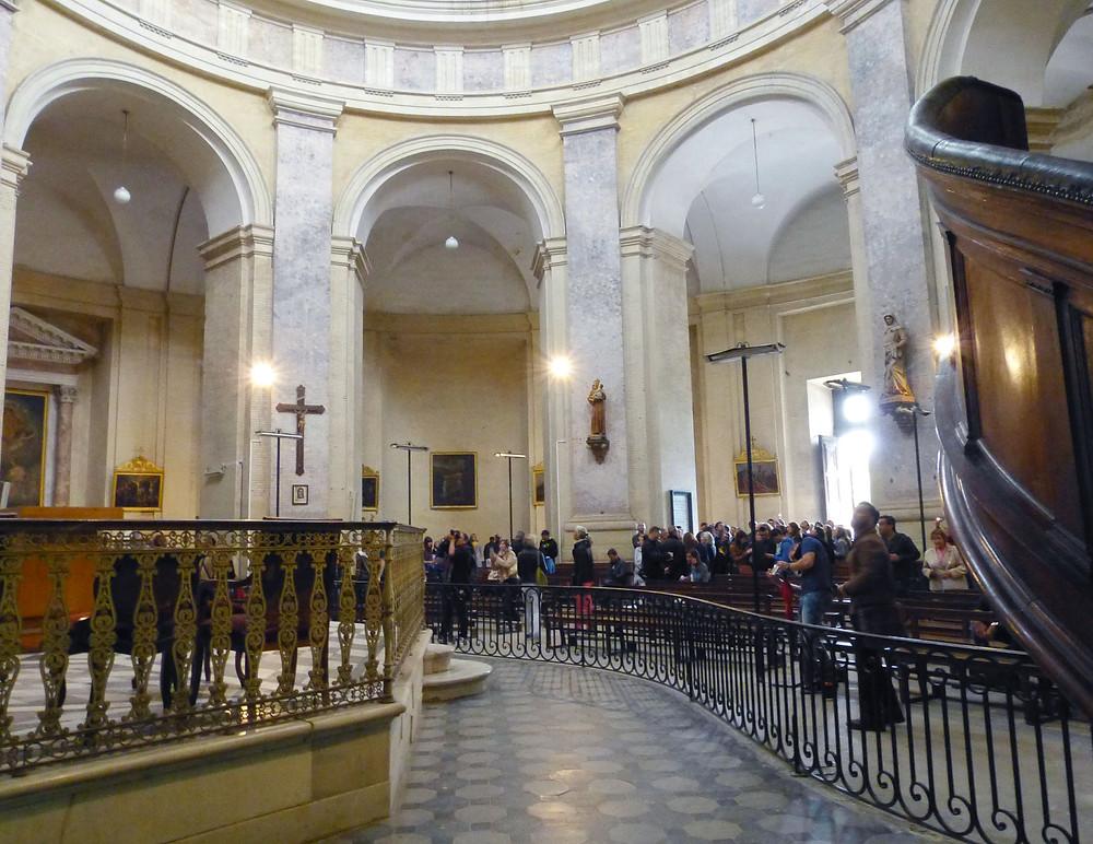 Choeur de la chapelle St Joseph