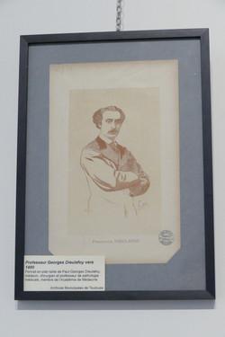 Georges Dieulafoy, médecin frère de Marcel