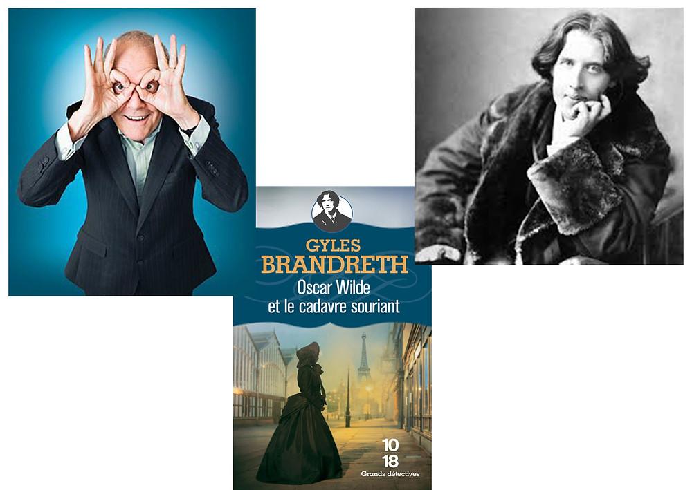 Oscar Wilde et Gyles Brandreth