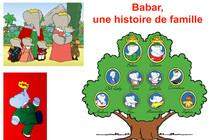 Babar, une histoire de famille