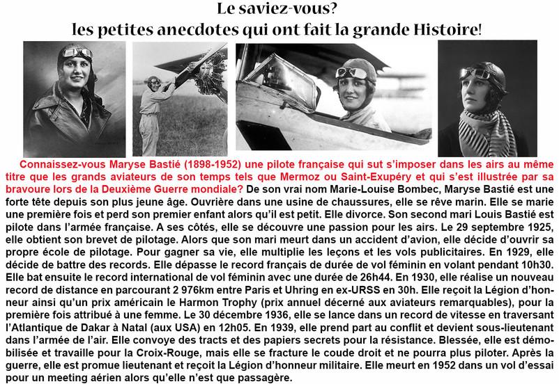 Maryse-Bastié