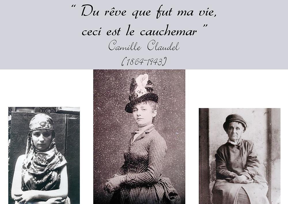 Camille Claudel à fleur de peau