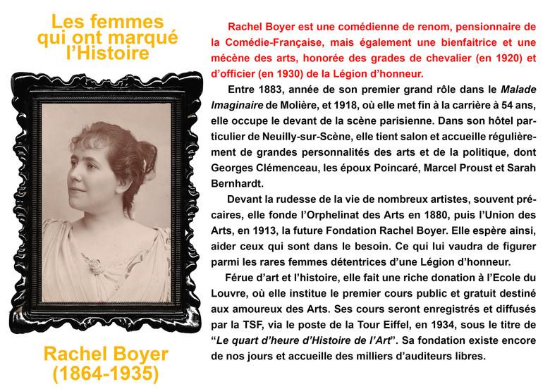 Rachel-Boyer