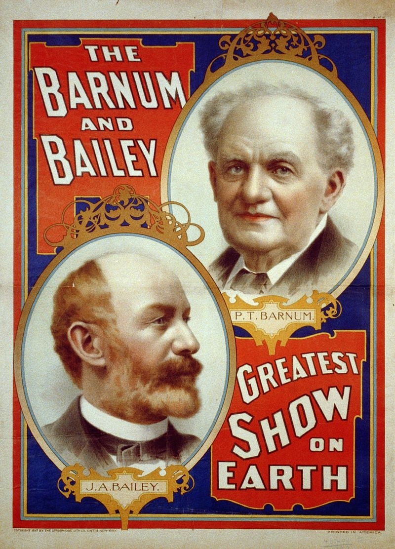 Le Barnum et Bailey Show