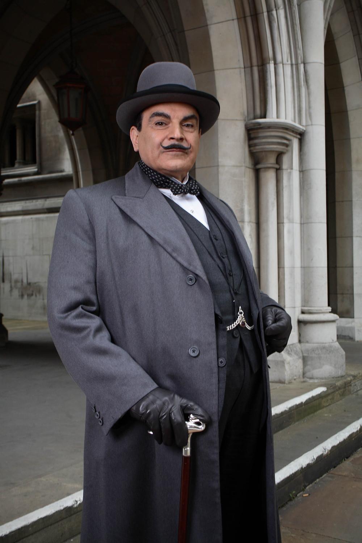 Hercule Poirot, David Suchet