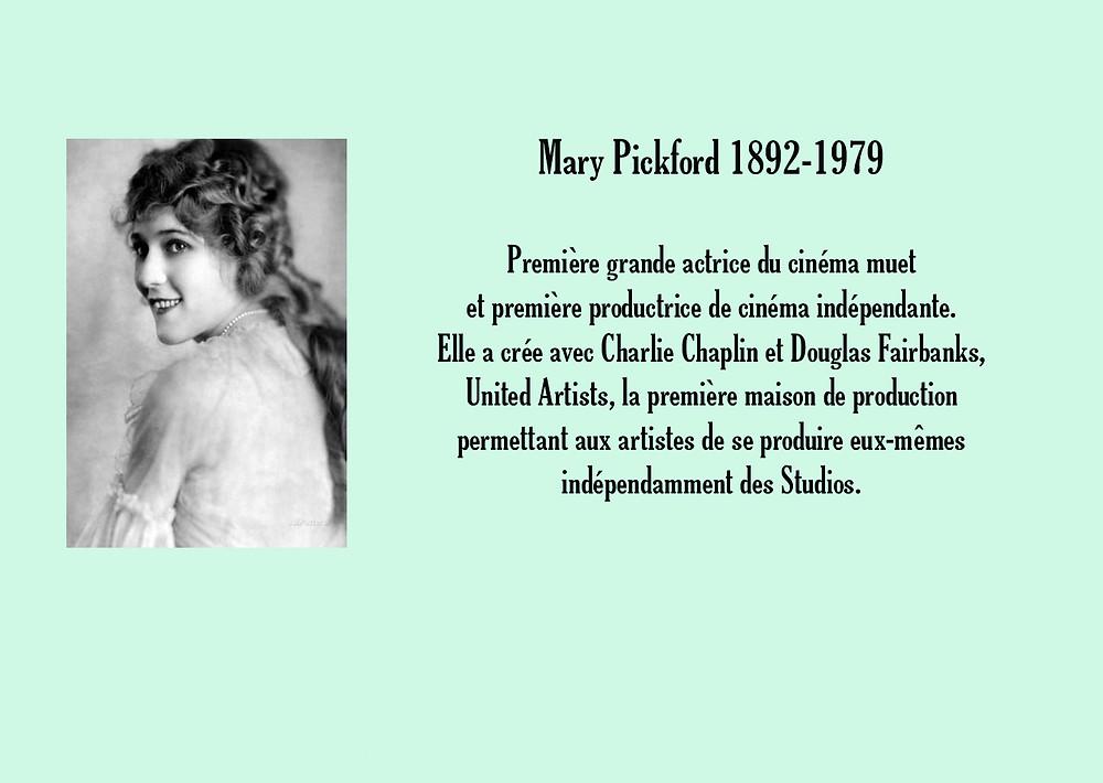 Mary Pickford 1892-1979