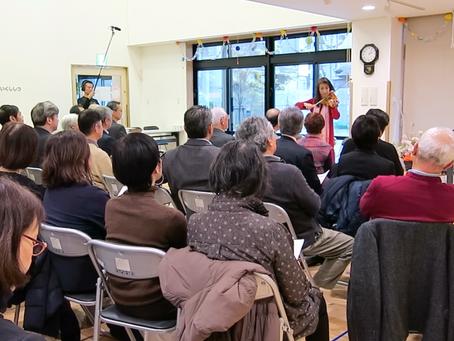 仙台にて活動報告会を開催しました🐰