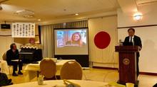 札幌西ロータリークラブ様へ訪問