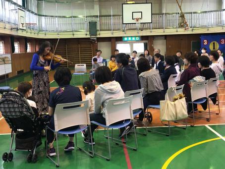 旭川盲学校での素敵な体験