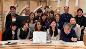 NHK「ひるまえナマら!北海道」に出演しました。