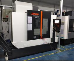 LGMazzk CNC machine
