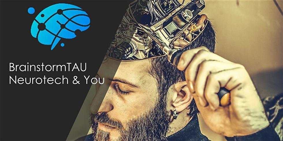BrainstormTAU - Neurotech & You