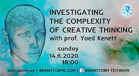 BrainstormTechnion - Investigating The Complexity of Creative Thinking