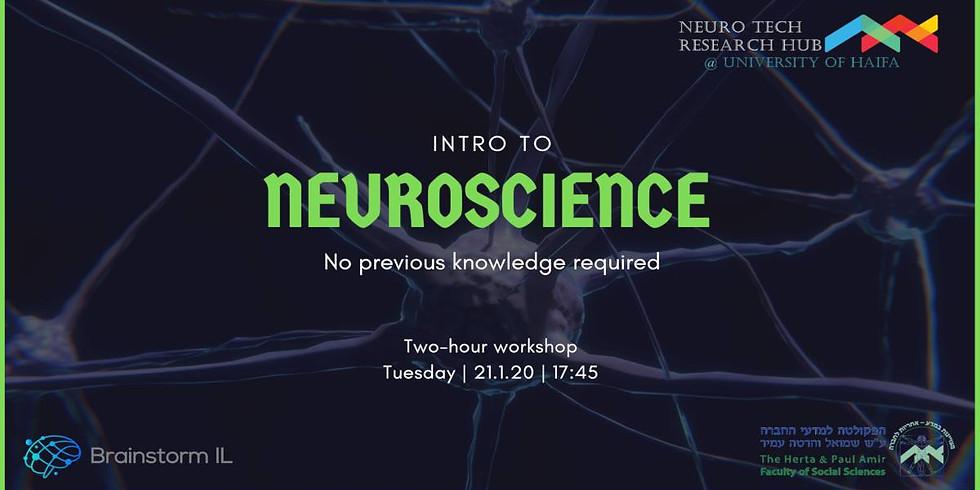 Intro to Neuroscience - HAIFA